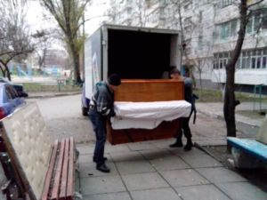 Перевозка и подъем пианино на этаж